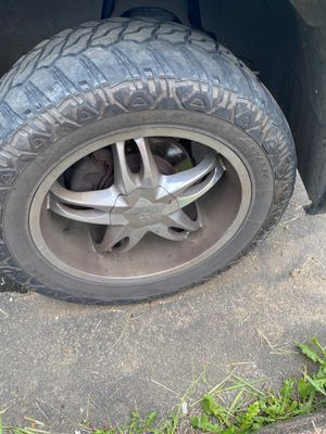 Rims/Tires for Sale in Aberdeen, WA