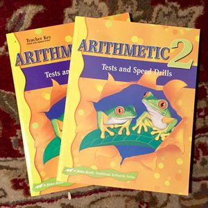 Used, Arithmetic tests and speed drills for Sale for sale  San Diego, CA