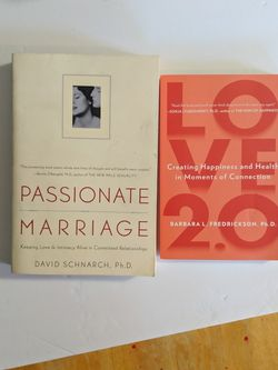 2 BOOKS on Relationships for Sale in Portland,  OR