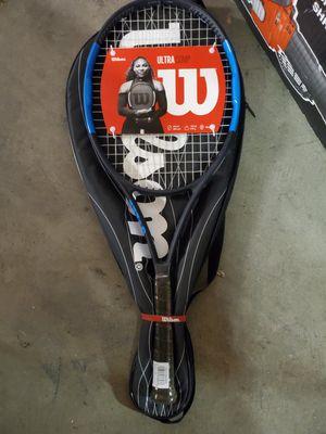Wilson Ultra Comp Tennis Racket for Sale in Phoenix, AZ