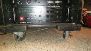 Crest audio 4000 dj band concert power amplifier for Sale in IL, US