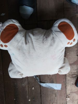 Dog stuffed animal that turns into pilloq for Sale in San Marcos, TX