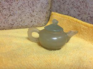 Jade Tea pot for Sale in San Mateo, CA