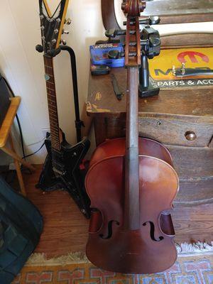 4/4 cello for Sale in Canton, IL