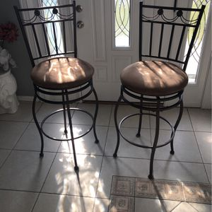 Two(2) Bar Stools for Sale in Brick Township, NJ