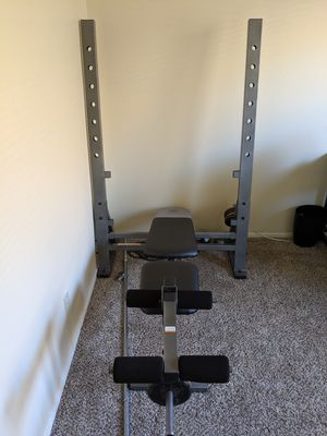 Gold's Gym xr10.1 Bench for Sale in Las Vegas, NV