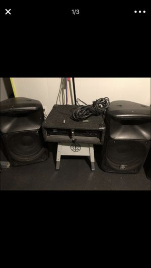 Dj EQUIPMENT for SALE OR TRADE. View all pictures for Sale in Philadelphia, PA