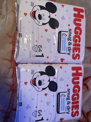 Huggies for Sale in Dallas, TX