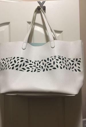 White summer tote bag for Sale in Camp Hill, PA