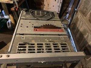 Table saw for Sale in Dedham, MA