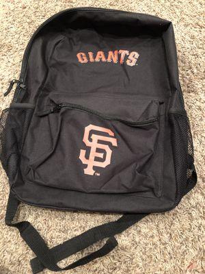 Giants backpack for Sale in Salida, CA