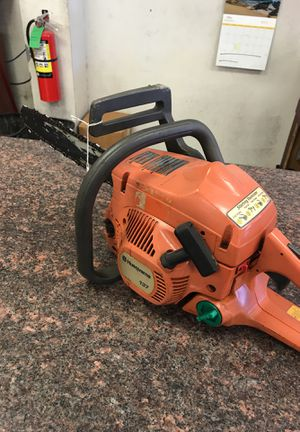 Husqvarna chainsaw for Sale in Austin, TX