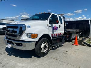 2015 F650 flatbed tow truck for Sale in Mission Viejo, CA