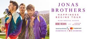 2 Tickets to The Jonas Brothers TONIGHT Sec 106 for Sale in Sacramento, CA