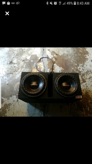 American bass xfl v2 12s for Sale in Peoria, IL