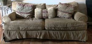 Sofa and love seat for Sale in Orland, CA