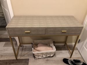 Entry table / console table / skinny table for Sale in Tacoma, WA