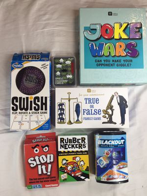 Super fun Games for Kids!! for Sale in Newberg, OR