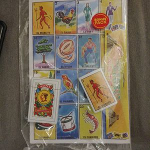 XL Loteria Board Game for Sale in Ontario, CA