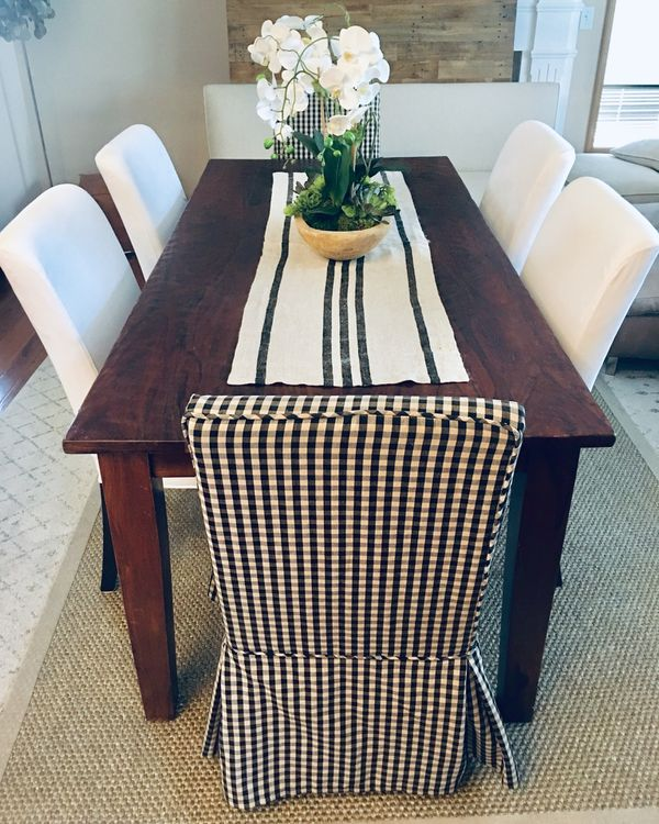 Farmhouse Table And Chairs For Sale In Puyallup, WA