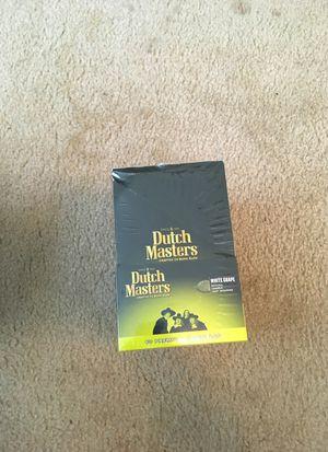 60 White grape Dutch master for Sale in Atlanta, GA