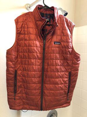 Patagonia Nano Puff Vest for Sale in Temecula, CA
