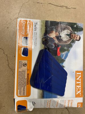 Twin air mattress for Sale in Chicago, IL