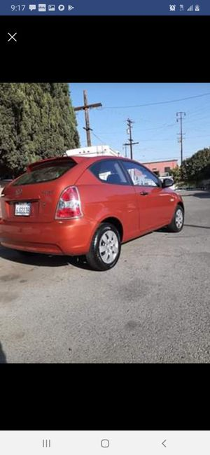 2009 Hyundai accent for Sale in South Gate, CA