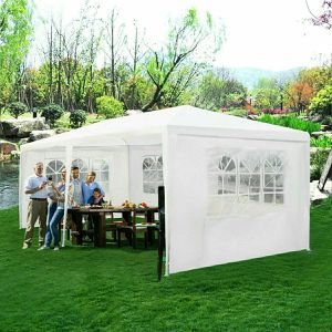 NEW Garden Gazebo Canopy Wedding Party Tent White 10 x 20 Feet for Sale in Santa Monica, CA