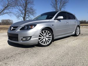 2008 MAZDA MAZDASPEED3 MAZDASPEED 3 *NICE AND CLEAN* LOW MILES!!! for Sale in Chicago, IL