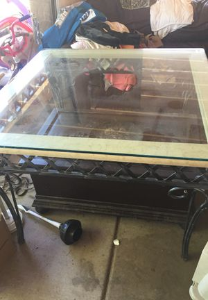 Glass Dining table for Sale in Phoenix, AZ