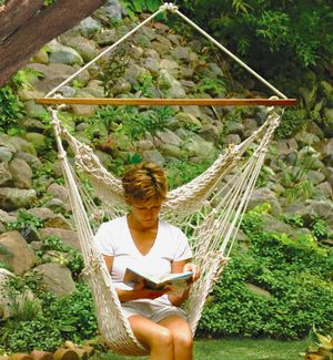 Hanging Hammock Outdoor Rope Swing Chair for Tree Porch for Sale in Santa Monica, CA