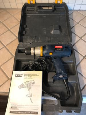 RYOBI clutch driver for Sale in Columbus, OH