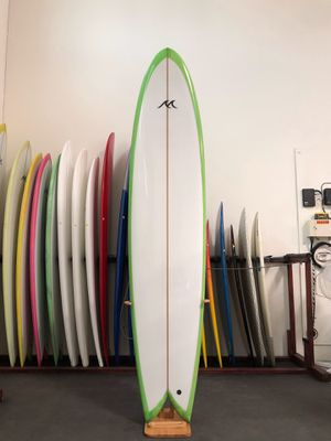Surfboard | Surf | Longboard | Fish Log | Hybrid | Outdoor | Water Sport | New for Sale in Chino, CA