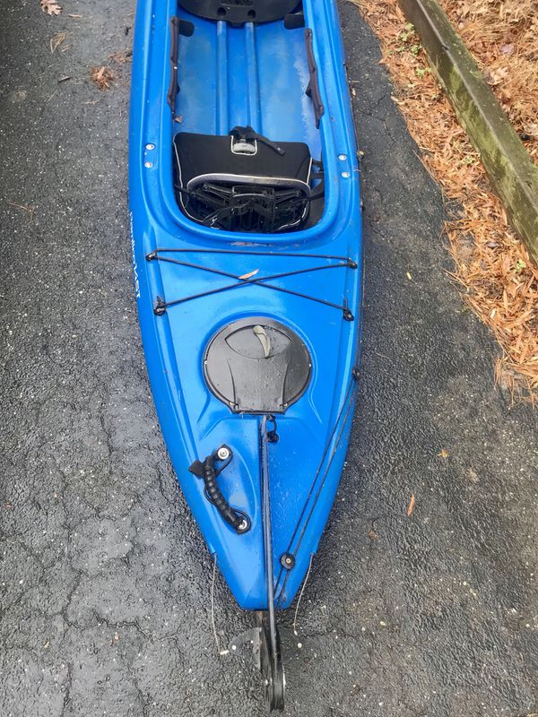 WILDERNESS SYSTEMS Pamlico 145t Tandem Recreational Kayak