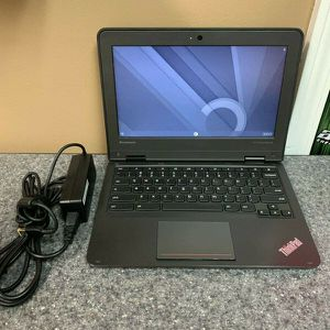 LENOVO CHROMEBOOK 12inch CELERON N2940, 4GB RAM, 16GB SSD, FAST LAPTOP for Sale in Los Angeles, CA