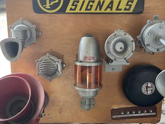 Federal signal Board for Sale in Brentwood,  CA