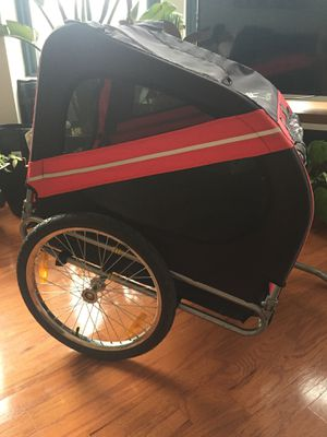 Aosom Elite Dog bike trailer/stroller for Sale in Washington, DC