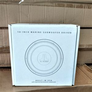 10 Inch Car Subwoofer Driver Marine Series White Grill 4 Ohms 250watts RMS JL Audio 🚨 No Credit Needed 🚨 90 Day Payment Option Available for Sale in Santa Monica, CA