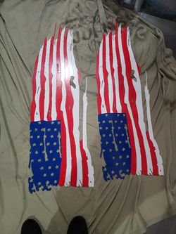 Flags 14 ga 57inx15in for Sale in Snohomish,  WA
