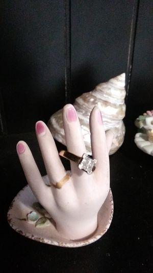 Quad diamond ring 14k princess cut 1 k for Sale in Mount Vernon, WA