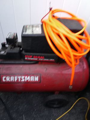 Craftman compressor for Sale in Lawrence, MA