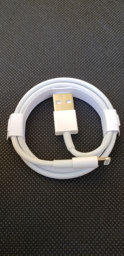 Original Apple lightning to USB Cable Charger -iPad iPhone data cable 3ft (1M) BRAND NEW for Sale in South Gate,  CA