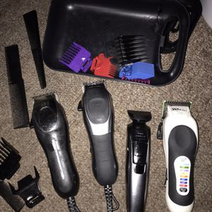 Hair Clipper Bundle Pack for Sale in Pismo Beach, CA