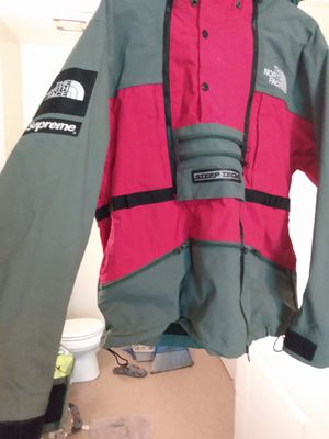 The northface supreme for Sale in Washington, DC