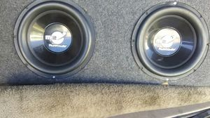 "10"" Planet Audio speakers 300w for Sale in Phoenix, AZ"