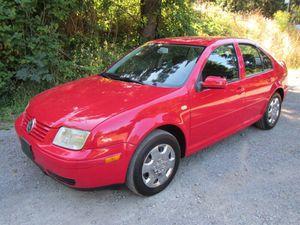 1999 Volkswagen New Jetta for Sale in Shoreline, WA