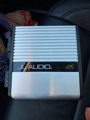 Jl audio jx500/1d for Sale in San Antonio, TX
