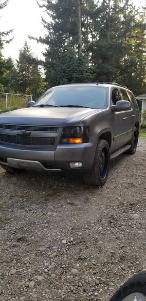 2007 Chevy Tahoe LTZ 4x4 for Sale in Federal Way, WA