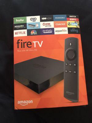 Amazon fire TV for Sale in Glendale, AZ